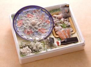 限定5000個の国産刺身セット7800円